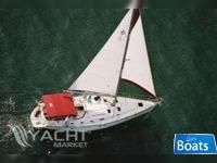 Beneteau 461 with Furling Main