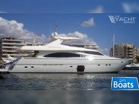 Ferretti 830 Hard Top