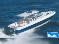 Intrepid Sport Yacht