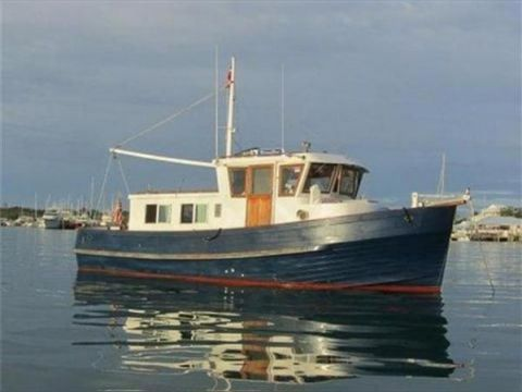Sundowner Pilothouse Tug