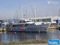 Picchiotti 37m Classic Motor Yacht