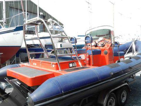 Excalibur Offshore 7M RIB