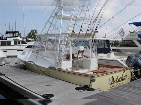 Judge Yachts 34