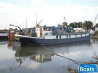 Dutch Barge Liveaboard