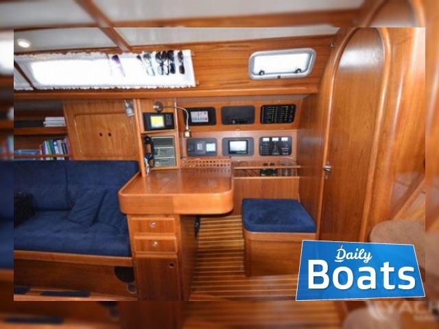 luffe 40 yacht