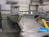 Custom Built 26' x 9' Aluminum Landing Craft