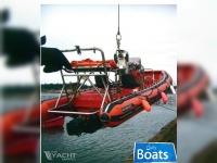 Novaraia 7m x 2.6mk Novarania Fast Rescue Boat (RIB)