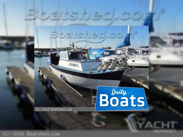 Fishing boat 25 for sale daily boats buy review for Fishing boat cost