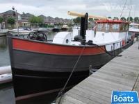IJsselmeer Cutter Barge