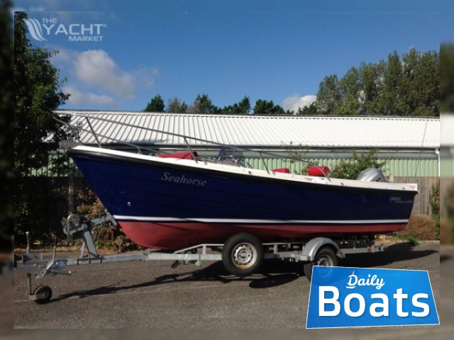 orkney boats vanguard 190 st for sale