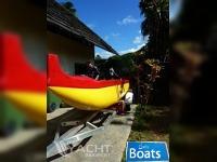 Custom Outrigger Canoe