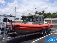 Safe Boats International Defender=Class Response Boat