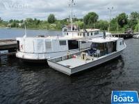 Custom Built 60' Steel Ex Great Lakes Fishing Vellel