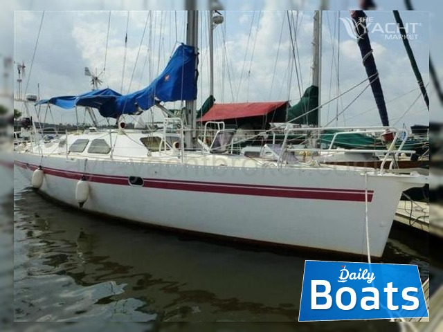 Dujardin atlantis 400 for sale daily boats buy review for Dujardin yachts