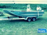 Custom built 18' Heavy Duty Aluminum Ex USCG Work Boat