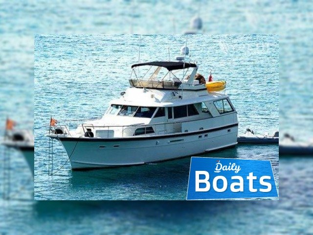 Hatteras 60 motor yacht for sale daily boats buy for Hatteras motor yacht for sale