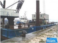 AMERICAN HOIST 43T FLOATING CRANE
