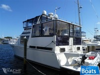 Hyatt Motor Yacht-Trawler
