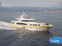 AB Yachts Majesty 125