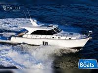 Explorer Motor Yachts Hudson Bay 50