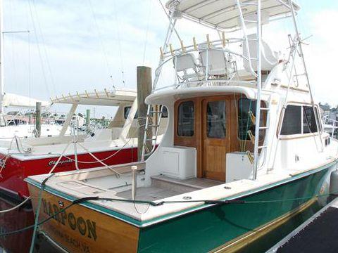 Tiffany 2008 Overhaul Custom Carolina