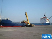 SELF DISCHARGED CARGO VSL