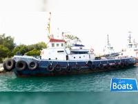 HARBOR TUG BOAT FOR SALE