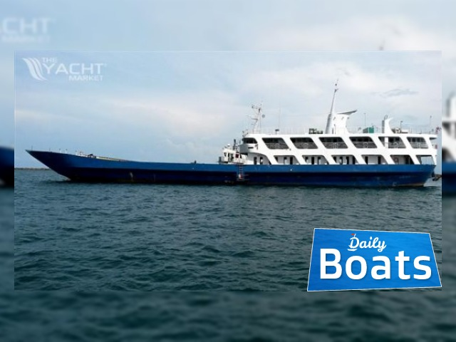 Landing Craft Car Passenger Ferry For Sale Daily Boats