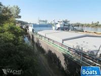 Custom Built 1974 80m x 9.35m x 2.2m Steel Self Propelled Barge