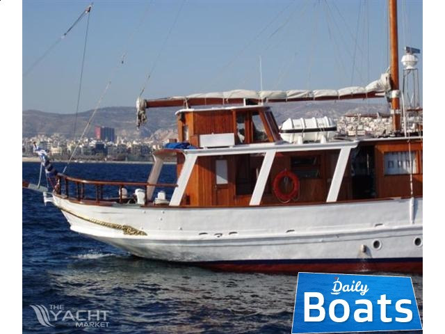 Wooden Motor Sailor 89ft For Sale Daily Boats Buy