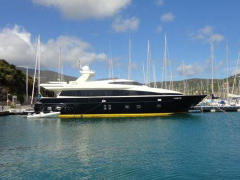 Cantieri Tigullio-Castagnola Motor Yacht