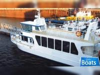 Custom Built Passenger Vessel 1993/2012-2013 12.5m Steel 71 PAX Passenger Vessel