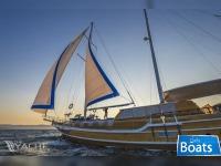Bodrum Custom Gulet 90 ft custom motor sailer