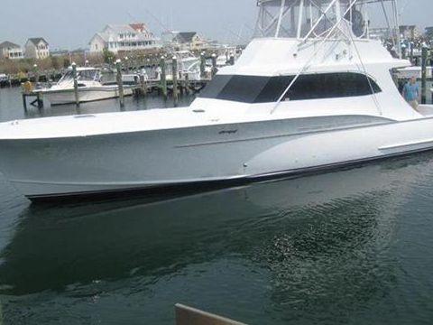 Leonard Rigsby 57' Cap-N-Squid