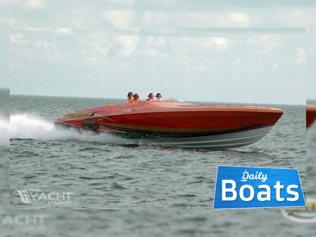 Outerlimits 51 for sale - Daily Boats | Buy, Review, Price