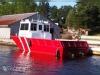 Hike Metal Aluminum Work Boat