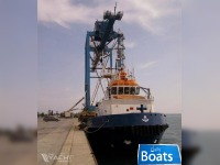 Commercial Vessel Crew Boat 4