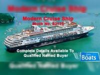 Cruise Ship,1,266 Passengers Stock No. S2135