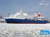 Cruise Ferry,1250 Passenger Berths -Stock No. S2130