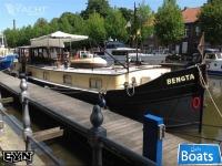 Luxemotor (varend Woonschip) Steel replica Dutch Barge