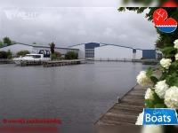 Boothuis Schiphuis Met Garage Ossenzijl 16 X 6 Meter Contessa Marina