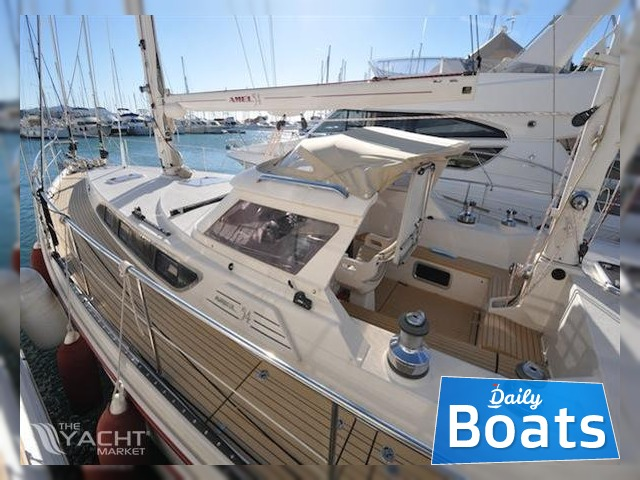 AMEL 54 for sale - Daily Boats   Buy, Review, Price, Photos