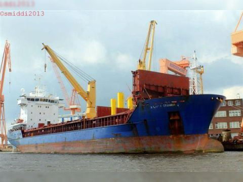 Cargo highest ice class doubleskinned for sale daily for Ice scratcher boat motor for sale