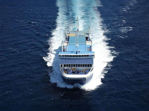 Passenger ROPAX car-truck Ferry for sale - Daily Boats | Buy, Review