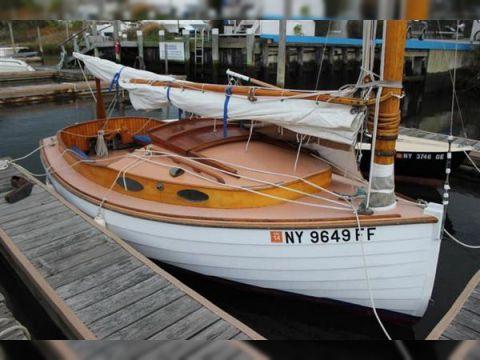 John D Little 16 Catboat