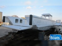 Custom Built 33' x 11' Aluminum Landing Craft