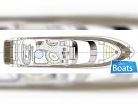 Dominator Yachts DOMINATOR 870 S - S Version