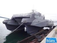 Lockheed Martin Aluminum Swathboat Aluminum Swathboat