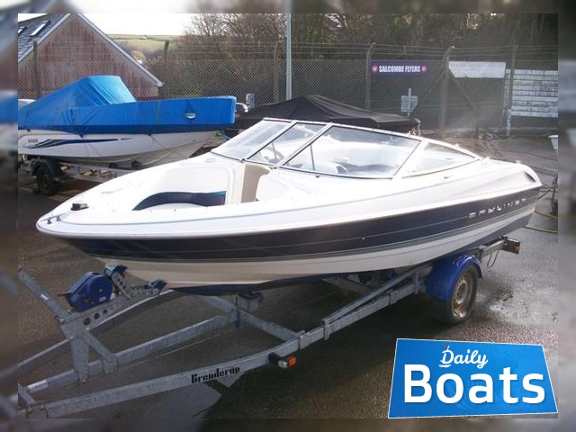 Bayliner 1750 LS Capri Bowrider for sale - Daily Boats | Buy, Review