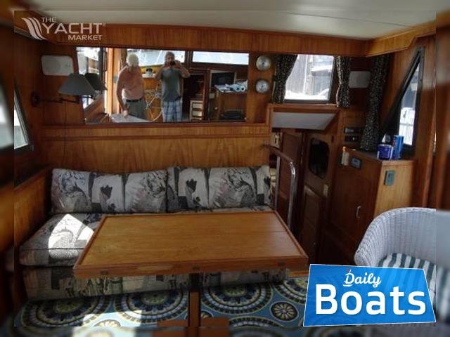 Prairie 36 Trawler Jack Hargrave for sale - Daily Boats